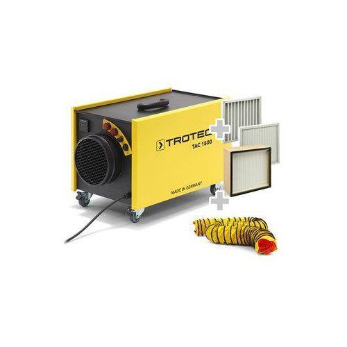 Oczyszczacz powietrza TAC 1500 ruchomy przenośny pakiet specjalny