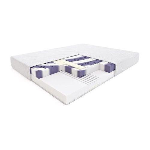 mambo - materac termoelastyczny, piankowy, rozmiar - 160x200, pokrowiec - elips wyprzedaż, wysyłka gratis marki Hilding