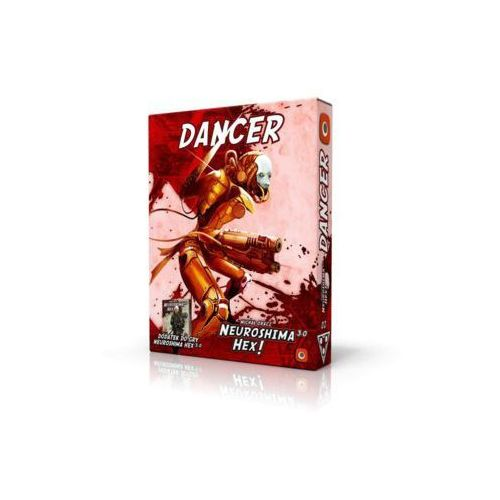 OKAZJA - Neuroshima hex 3. 0 dancer - darmowa dostawa od 199 zł!!! marki Portal games