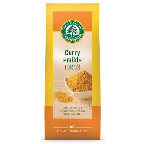Lebensbaum (przyprawy, herbaty, kawy) Curry łagodne bio 50 g - lebensbaum (4012346159805)
