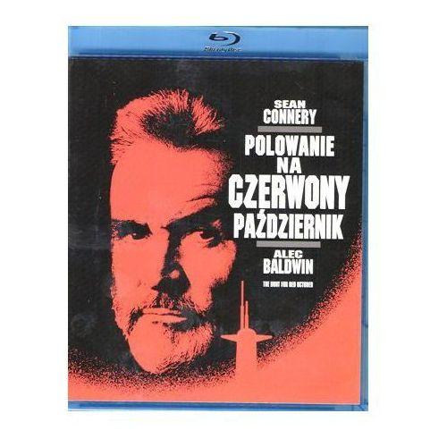 Polowanie na czerwony październik (Blu-Ray) - John McThiernan