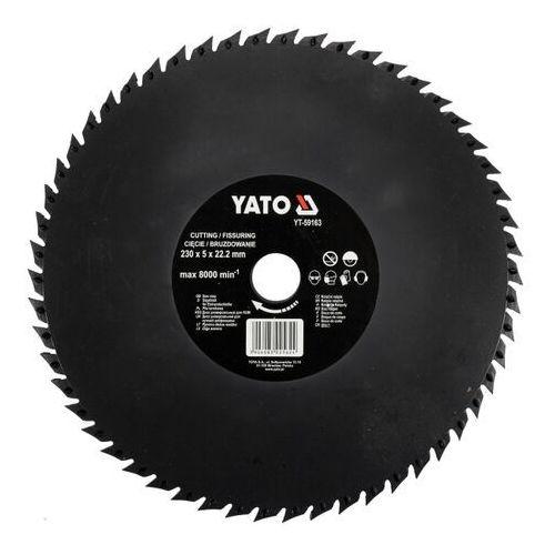 Piła tarnikowa do drewna 230mm yt-59163 - zyskaj rabat 30 zł marki Yato