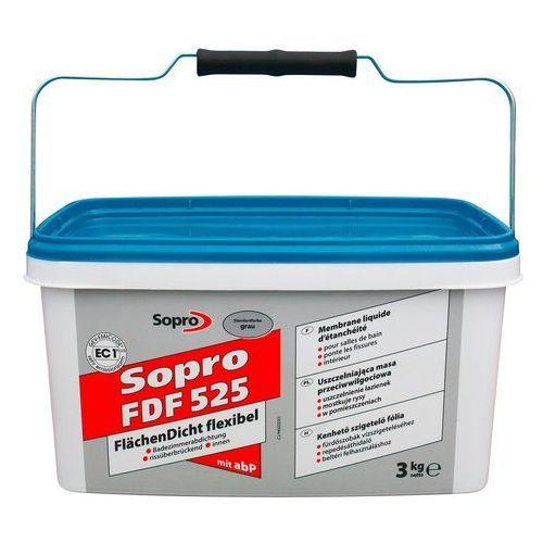 Sopro uszczelniająca, przeciwwilgociowa folia w płynie fdf 525 3 kg (5901740525035)