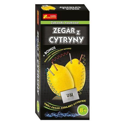 Ranok-creative Zegar z cytryny