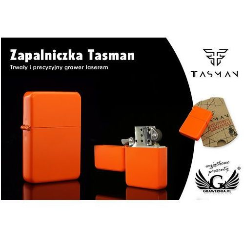 Zapalniczka Tasman Neon Orange