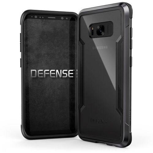 X-Doria Defense Shield - Etui aluminiowe Samsung Galaxy S8 (Black), 456609