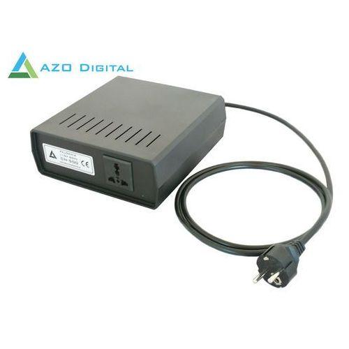 Konwerter napięcia 230 VAC 50 Hz -> 110 VAC 60 Hz CN-500 500W (5905279203624)