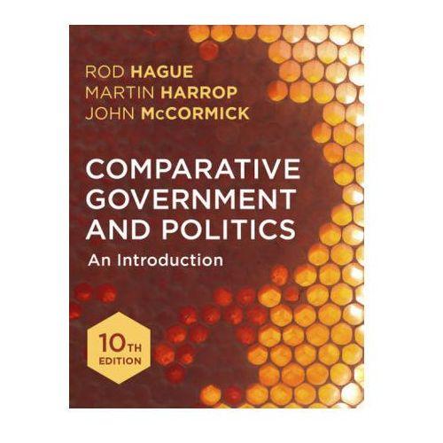 Comparative Government And Politics (9781137528360)