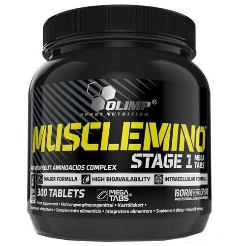 musclemino stage 1 - 300tabs marki Olimp