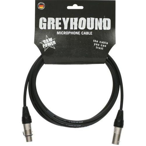 KLOTZ GRK1FM0500 GREYHOUND kabel mikrofonowy 5 m