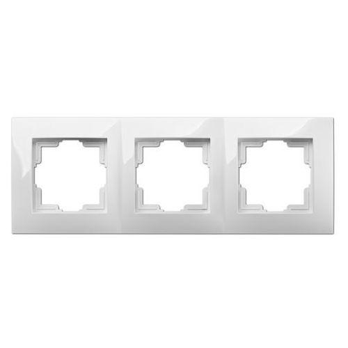 Elektro-plast nasielsk Carla ramka 3x 1773-00 (5901752635432)