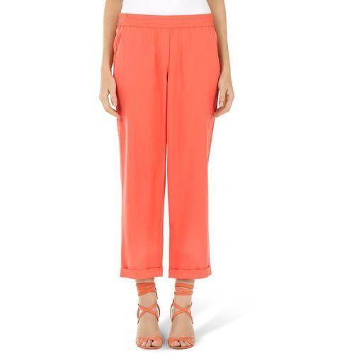 Marc cain Collections spodnie damskie GC 81.41 W29 - prosta nogawka, GC 81.41 W29-468