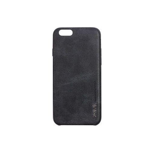 Apple iPhone 6s - etui na telefon X-Level Vintage - Black, kolor czarny