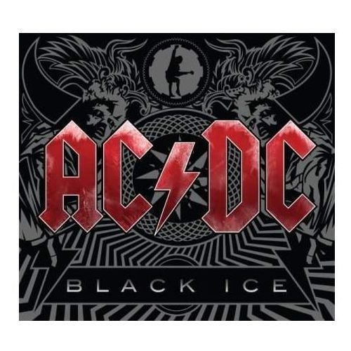 Black ice - ac/dc (płyta cd) marki Sony music entertainment
