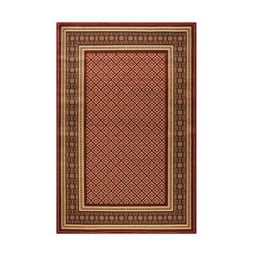 Dywan APIUM czerwony 200 x 300 cm wys. runa 8 mm AGNELLA