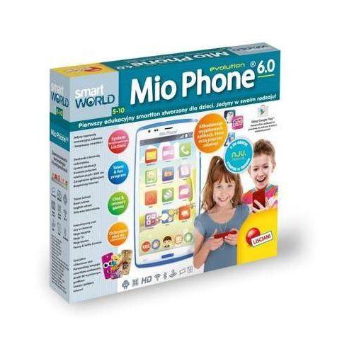 Mio Phone niebies-pierwszy edukacyjny smartfon dla dziec (GXP-565146) (8008324054756)