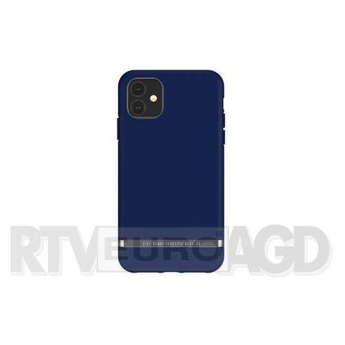 Richmond & finch navy - silver details iphone 11 (7350111351700)