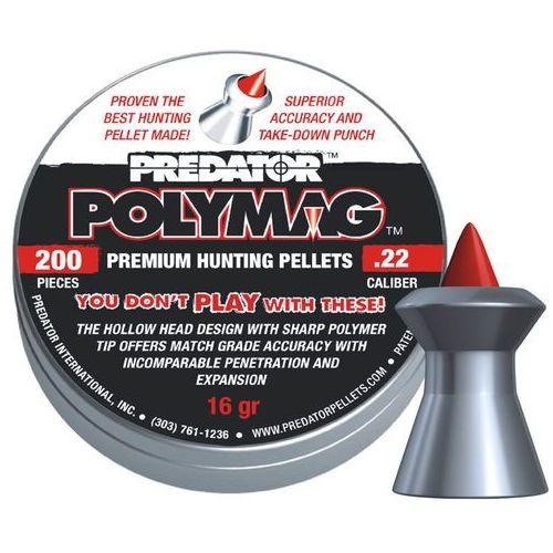 Jsb Śrut  predator polymag 5.5mm 200szt (1002-01-200) (2010000012383)