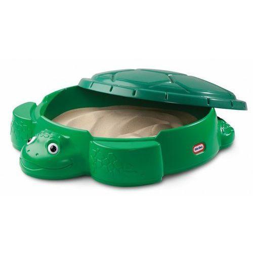 Little tikes piaskownica żółw zielona 631566e3