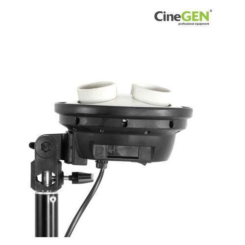 Cinegen Lampa światła stałego softbox 60x60cm 4x 85w 230cm