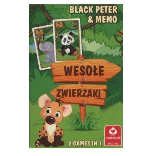 Czarny Piotruś/Memo - Wesołe Zwierzaki