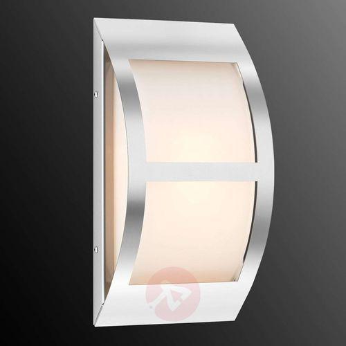 espelkamp lampa ścienna stal nierdzewna, 1-punktowy - nowoczesny - obszar zewnętrzny - espelkamp - czas dostawy: od 4-8 dni roboczych marki Lcd