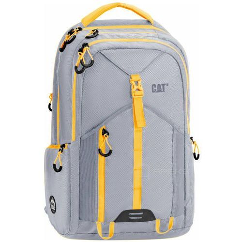 "Caterpillar rainier plecak miejski na laptopa 15,6"" cat / grey - grey (5711013045548)"