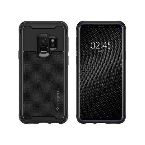 SPIGEN SGP Rugged Armor Urban Etui Galaxy S9 Black, 1_627792