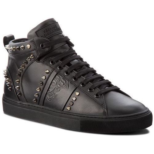 Versace Sneakersy collection - v900716 vm00393 v933 nero/nero/fdo