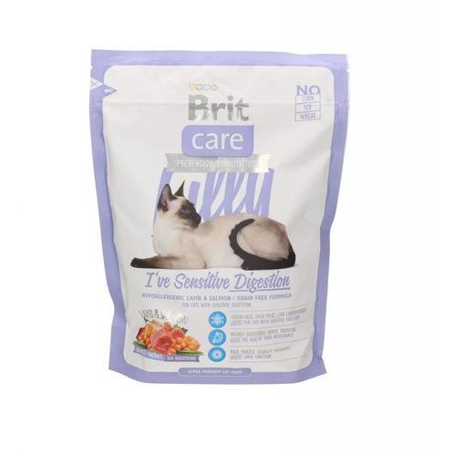 Brit Care Lilly I've Sensitive Digestion 0,4kg ## CHARYTATYWNY SKLEP ## 100% ZYSKU SKLEPU NA POMOC PSIAKOM:)