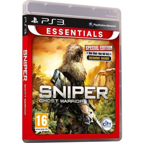 Sniper Ghost Warrior z kategorii [gry PS3]