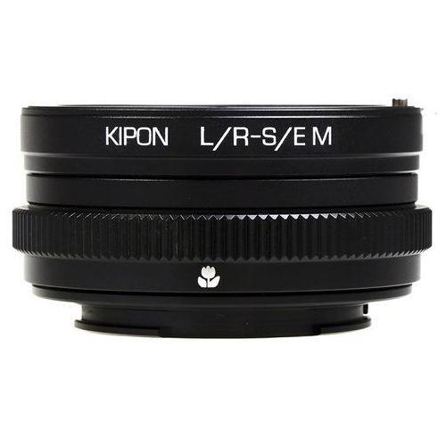 Kipon Adapter Sony E body LEI/R - Sony E M (helicoid) - sprawdź w wybranym sklepie