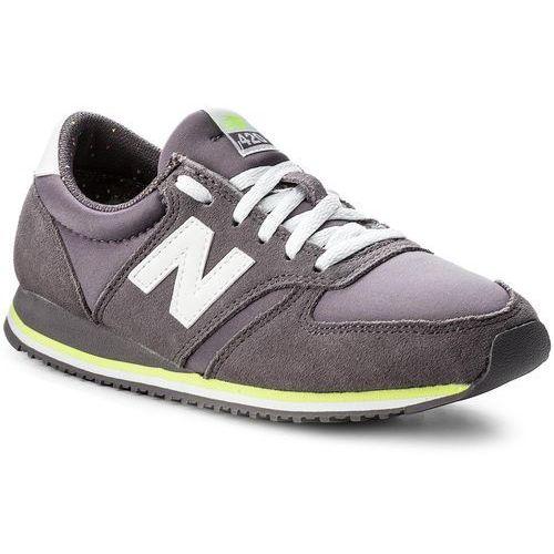 Sneakersy - wl420tma fioletowy, New balance