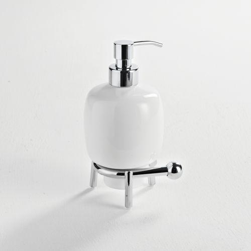 Porcelanowy dozownik łazienkowy rho marki Ism