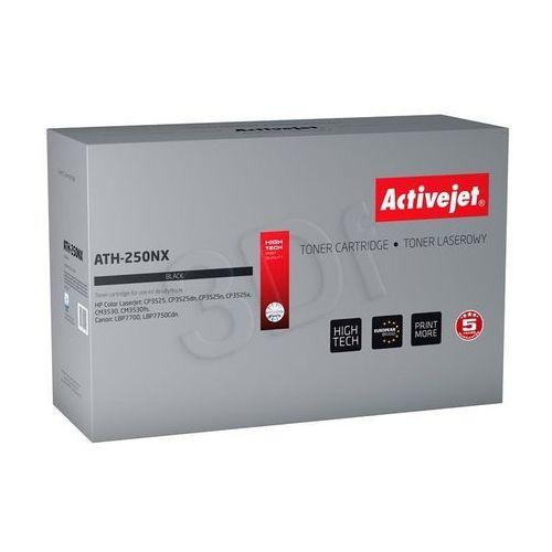 Toner ath-250nx do drukarki hp - zamiennik ce250x marki Activejet