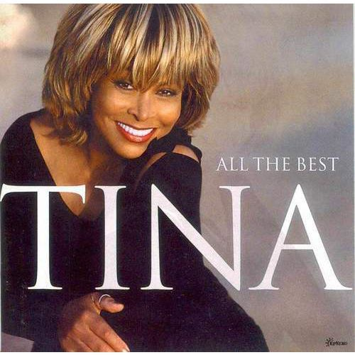 Emi music poland Tina turner - all the best - album 2 płytowy (cd)