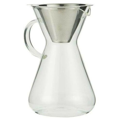 Ib Laursen - Czajnik szklany z sitkiem do zaparzania kawy