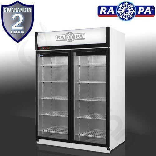 Szafa chłodnicza przeszklona RAPA SCh-S 1600 AG