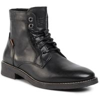 Kozaki - 230676-706-59 regular black marki Levi's