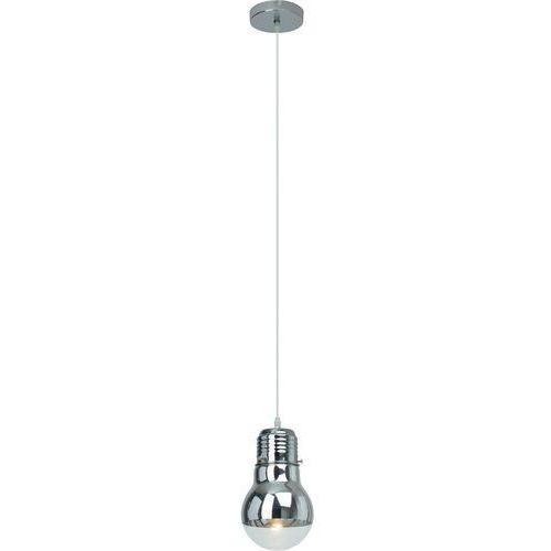 Lampa wisząca Brilliant 17370/15, E27 (ØxW) 15 cmx120 cm, Chrom, Przezroczysty (4004353174384)