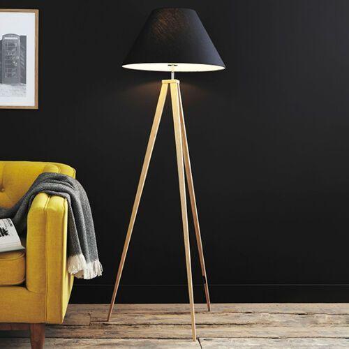Lucide jolli lampa stojąca czarny, 1-punktowy - klasyczny - obszar wewnętrzny - jolli - czas dostawy: od 4-8 dni roboczych (5411212420909)