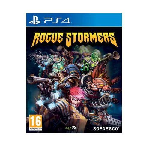 Rogue Stormers (PS4). Najniższe ceny, najlepsze promocje w sklepach, opinie.