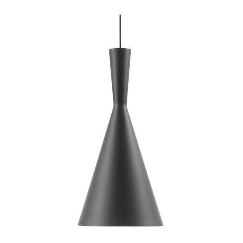 Lampa wisząca czarno-złota TAGUS, kolor czarny