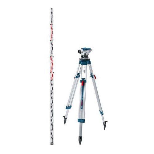 Niwelator optyczny gol 20d + bt160 + gr500 marki Bosch