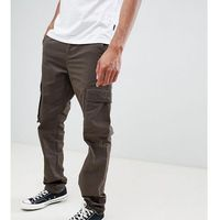 French connection tall cargo trouser - green