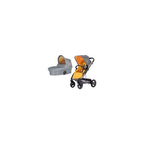 Wózek wielofunkcyjny 2w1 X-Cite X-lander (sunny orange)