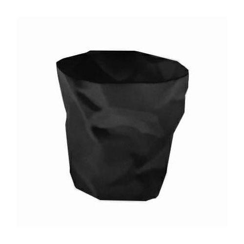 Kosz na śmieci plast czarny marki King home
