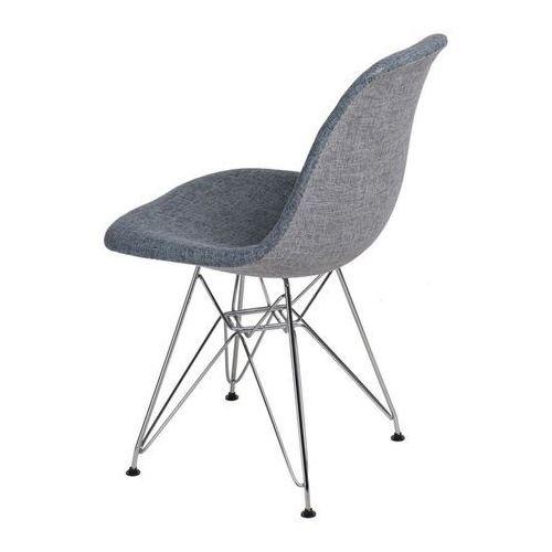 Krzesło P016 DSR Duo niebiesko szare - niebieski ||szary, d2-4963
