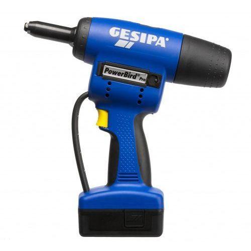 Gesipa PowerBird PRO nitownica akumulatorowa, E6A7-16643