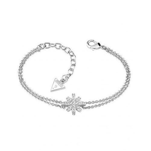 Biżuteria Guess - Bransoleta UBB71539-S